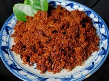 Rendang Recipe Daging Suwir